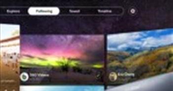 Ứng dụng thực tế ảo Facebook 360 chính thức được trình làng