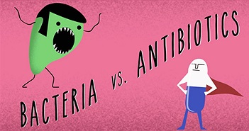 Các chuyên gia lại đưa cảnh báo về tình trạng kháng kháng sinh