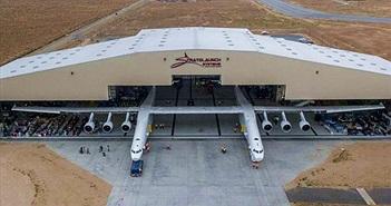 Nhà sản xuất chiếc máy bay lớn nhất thế giới này có tham vọng đưa nó ra ngoài vũ trụ