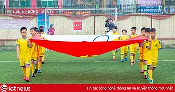 Ra mắt Trung tâm đào tạo bóng đá trẻ em VTVcabSTAR FOOTBALL