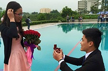 Màn cầu hôn lãng mạn chỉ có ở FPT Software