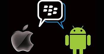 BBM giành vị trí thứ hai trong top ứng dụng nhắn tin Android