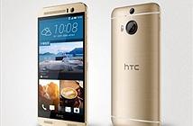 """HTC ra mắt One M9+ màn hình 5,2"""" Quad HD, cảm biến vân tay, camera kép"""