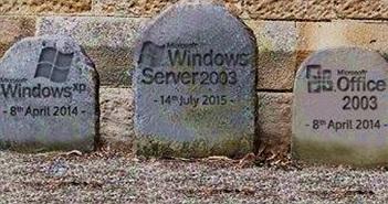 98 ngày nữa Windows Server 2003 chính thức... nghỉ hưu?