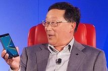BlackBerry sẽ ra mắt 2 điện thoại Android trung cấp trong năm nay
