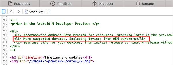 Chương trình thử nghiệm Android N sẽ được mở ra cho các máy của hãng khác?