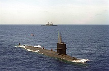 Giải mã dàn tàu ngầm hạt nhân Mỹ trong CT Việt Nam