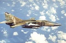 Không quân Việt Nam có tiêm kích đánh chặn MiG-23?