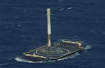 Vì sao cú hạ cánh lịch sử của SpaceX diễn ra trên biển?