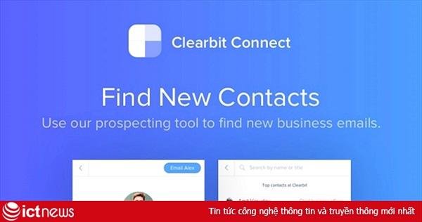 Hướng dẫn tìm email của người khác trong nháy mắt