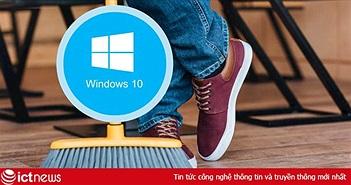 Nhờ vào nâng cấp mới này, có thể bạn sẽ không cần cài đặt CCleaner trên Windows 10 Spring Creator