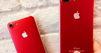 iPhone 8/8 Plus màu đỏ sẽ sớm được Apple giới thiệu