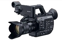 Sony ra mắt máy quay FS5 II: quay 4K 120fps, 10-bit 4:2:2, Raw video