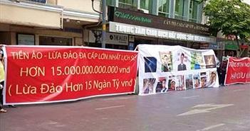 Vụ tố lừa đảo bằng tiền ảo 15 nghìn tỷ đồng: 32 nghìn người đã 'sập bẫy' như thế nào?