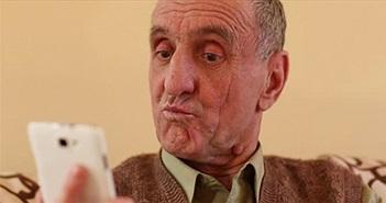 Nên mua smartphone nào để tặng người già?