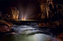 Phát hiện một Sơn Đoòng khác, sâu hơn mực nước biển tại Phong Nha - Kẻ Bàng