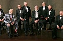 Phi hành gia lão thành của NASA hội ngộ 50 năm sau sứ mệnh Mặt Trăng