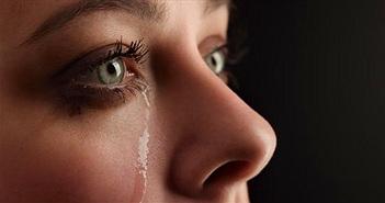 Tại sao nước mắt lại mặn?