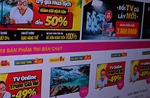 TV giảm giá kịch sàn trong bão dịch Covid-19