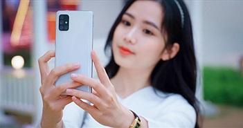 Samsung trình làng loạt Galaxy A, bất ngờ đưa đến Mỹ