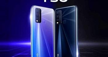 Vivo gây choáng với smartphone RAM 8 GB, 4 camera, giá 5,9 triệu đồng