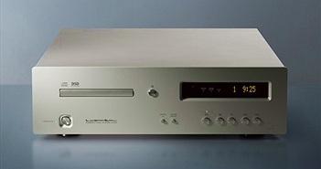 Luxman ra mắt đầu SACD player D-03X, đọc được đĩa MQA-CD