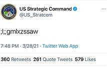 Chủ mưu đăng dòng tweet nghi làm lộ mã phóng vũ khí hạt nhân của Mỹ