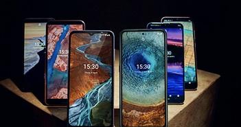 Nokia ra mắt bộ ba X-G-C series hướng đến yêu thích và gắn bó với người dùng