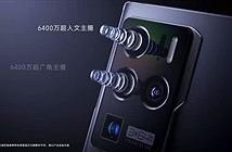 ZTE Axon 30 Ultra sẽ đi kèm ba camera 64MP