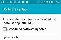 Galaxy S6 bắt đầu nhận bản vá lỗi bộ nhớ