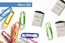 USB Micro M2 Attachésiêu nhỏ gọn, dung lượng cao