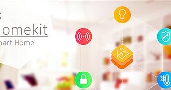 iOS 10 sẽ có ứng dụng riêng để quản lý các thiết bị nhà thông minh HomeKit?