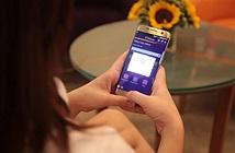 TPBank eBank áp dụng công nghệ vân tay trên Android