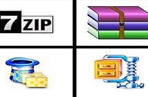 Tổng hợp các phần mềm nén và giải nén file tốt nhất hiện nay