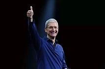 Giá trị Apple lần đầu tiên chạm ngưỡng 800 tỷ USD