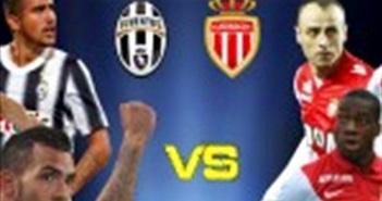 Trực tiếp Juventus - Monaco (01h45 ngày 10/5)