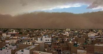 """Bão cát kinh hoàng """"nuốt chửng"""" Tây Bắc Ấn Độ, hơn 80 người thiệt mạng"""