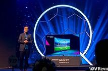 Samsung giới thiệu dòng TV QLED 2018 tại Việt Nam với tính năng tàng hình Ambient Mode