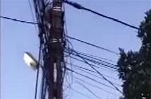 Cụm loa ở Huế bị nhiễu sóng, phát âm thanh giống tiếng Trung Quốc