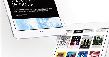 Apple iOS 9: thông minh hơn, nhanh hơn, pin tốt hơn, đa nhiệm nhiều cửa sổ cho iPad