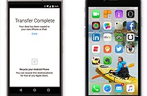 Apple tiết lộ ứng dụng giúp chuyển dữ liệu từ máy Android sang thiết bị iOS 9, chưa cho tải về