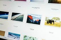 Mời tải về bộ hình nền mới của Mac OS X 10.11 El Capitan