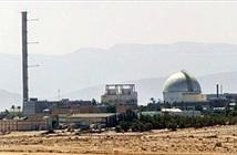 Israel thử nghiệm bom bẩn trên sa mạc