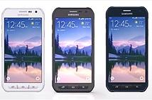 Samsung Galaxy S6 Active 'nồi đồng cối đá' ra mắt