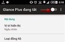 Mang tính năng Always-On lên smartphone chạy Android để tiết kiệm pin