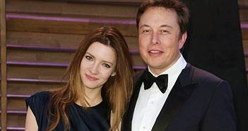 Chân dung mỹ nhân khiến Elon Musk mê đắm điên cuồng