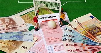 EURO 2016: Cá độ trên các trang mạng có thể lên đến 60 tỷ euro