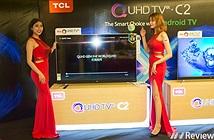 TCL ra mắt hai dòng smart TV mới C2 và P3, hỗ trợ HDR Pro