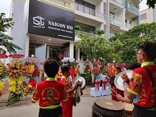 Khai trương showroom trải nghiệm SAIGON HD - Him Lam: giấc mơ 8 năm thành hiện thực