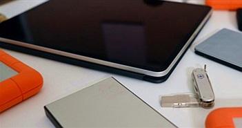 Cách sử dụng bộ nhớ ngoài trên iPad và iPhone với iOS 13